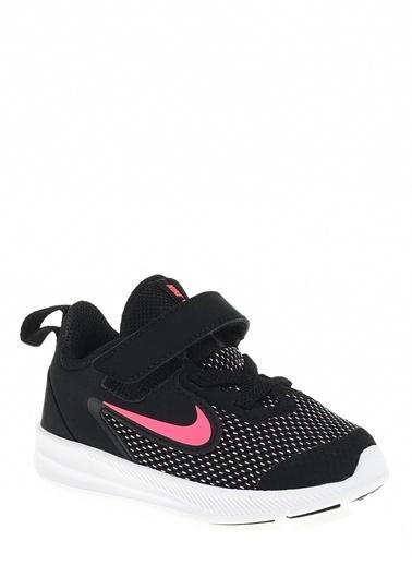 Nike Unisex Çocuk Siyah Spor Ayakkabı AR4137 - 003 Downshifter 9 (Tds) Siyah